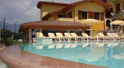 Ferienwohnung, Hotel Brenzone