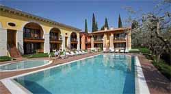 Ferienwohnung, Hotel Garda