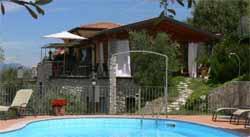 Ferienwohnung, Hotel Gargnano