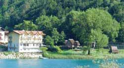 Ferienwohnung, Hotel Ledrosee