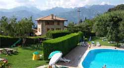 Ferienwohnung, Hotel Malcesine