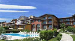 Ferienwohnung, Hotel Moniga