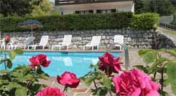Ferienwohnung, Hotel Tenno