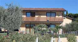 Ferienwohnung, Hotel Toscolano